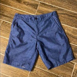 Valor hybrid shorts blue 31 waist